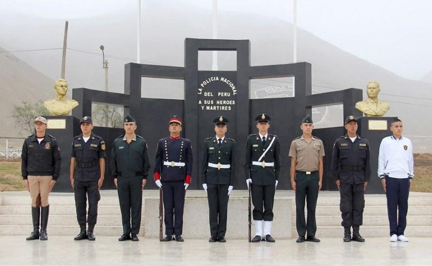 Escuela Nacional de Formación Profesional Policial